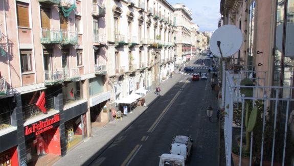 Appartamento in vendita in via Etnea - Catania