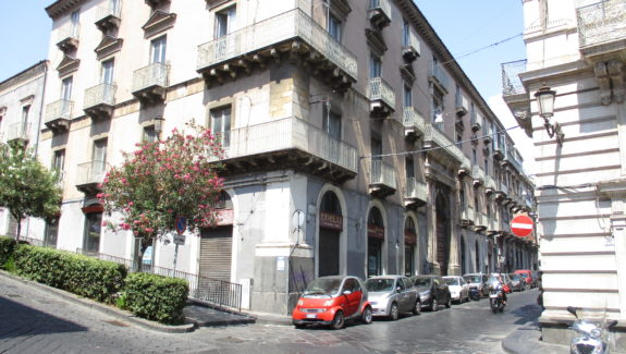Bottega in affitto via Manzoni, Sangiuliano - Catania