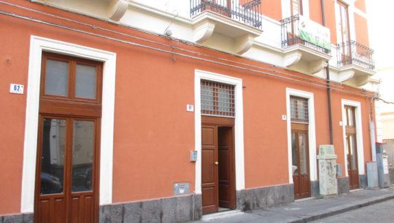 Appartamento bivani in vendita via De Felice - Catania