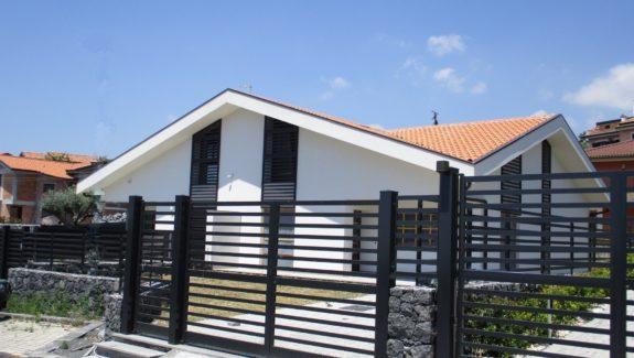 Ville di nuova costruzione in vendita a Trecastagni