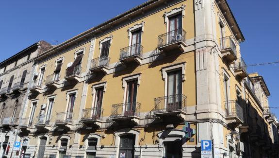 Ufficio in affitto in Piazza Verga - Catania