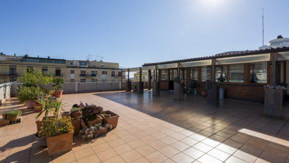 Appartamento con attico in vendita viale Vittorio Veneto - Catania