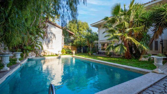 Villa singola con piscina in vendita a Cerza - San Gregorio di Catania