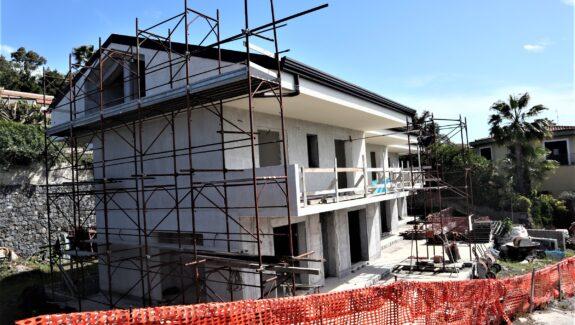 Ville di nuova costruzione in vendita a San Gregorio - Carrubazza